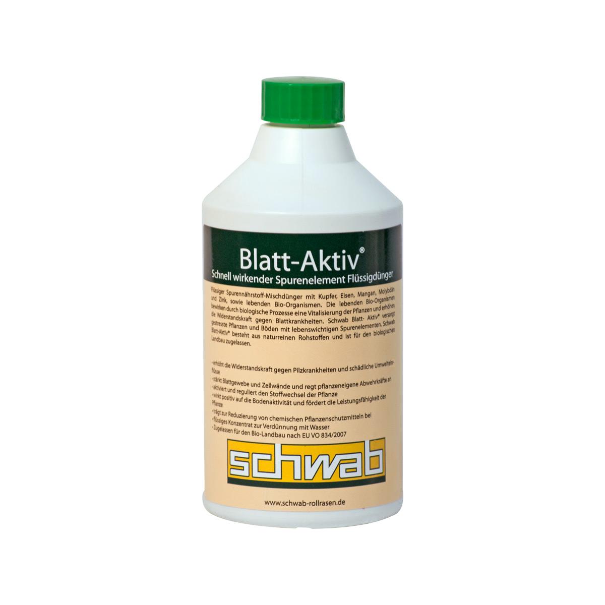 Blattaktiv® Hobby-Konzentrat 0,5 Liter