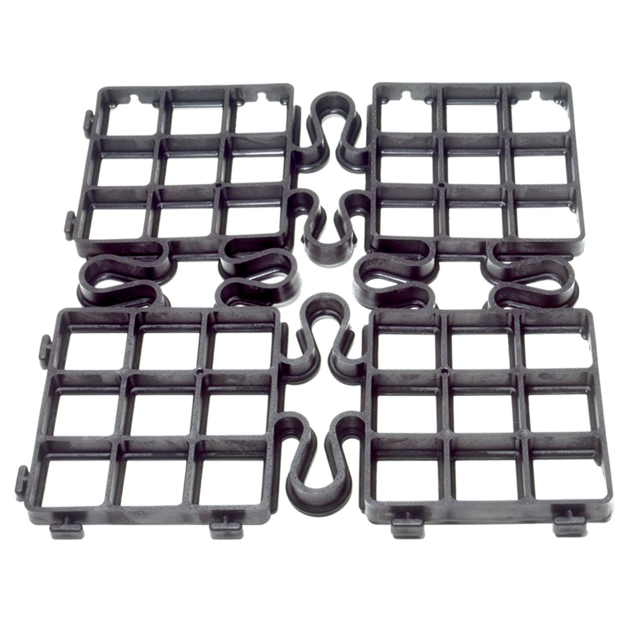Schwabengitter® Ontop, schwarz
